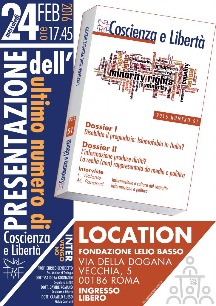 2016-02-16 - LOC-PRESENTAZIONE-COSCIENZA-E-LIBERTA-(D-ROMANO)